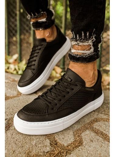 Chekich Ch015 Erkek Ayakkabı Siyah